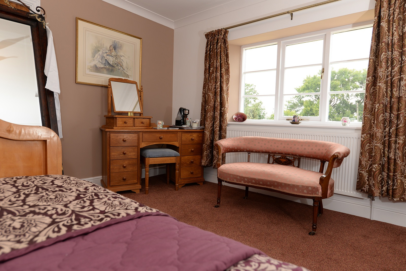 Luxury Osprey Room Rutland Water B&B