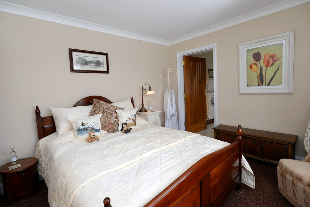 Luxury Pheasants Room Rutland Water B&B