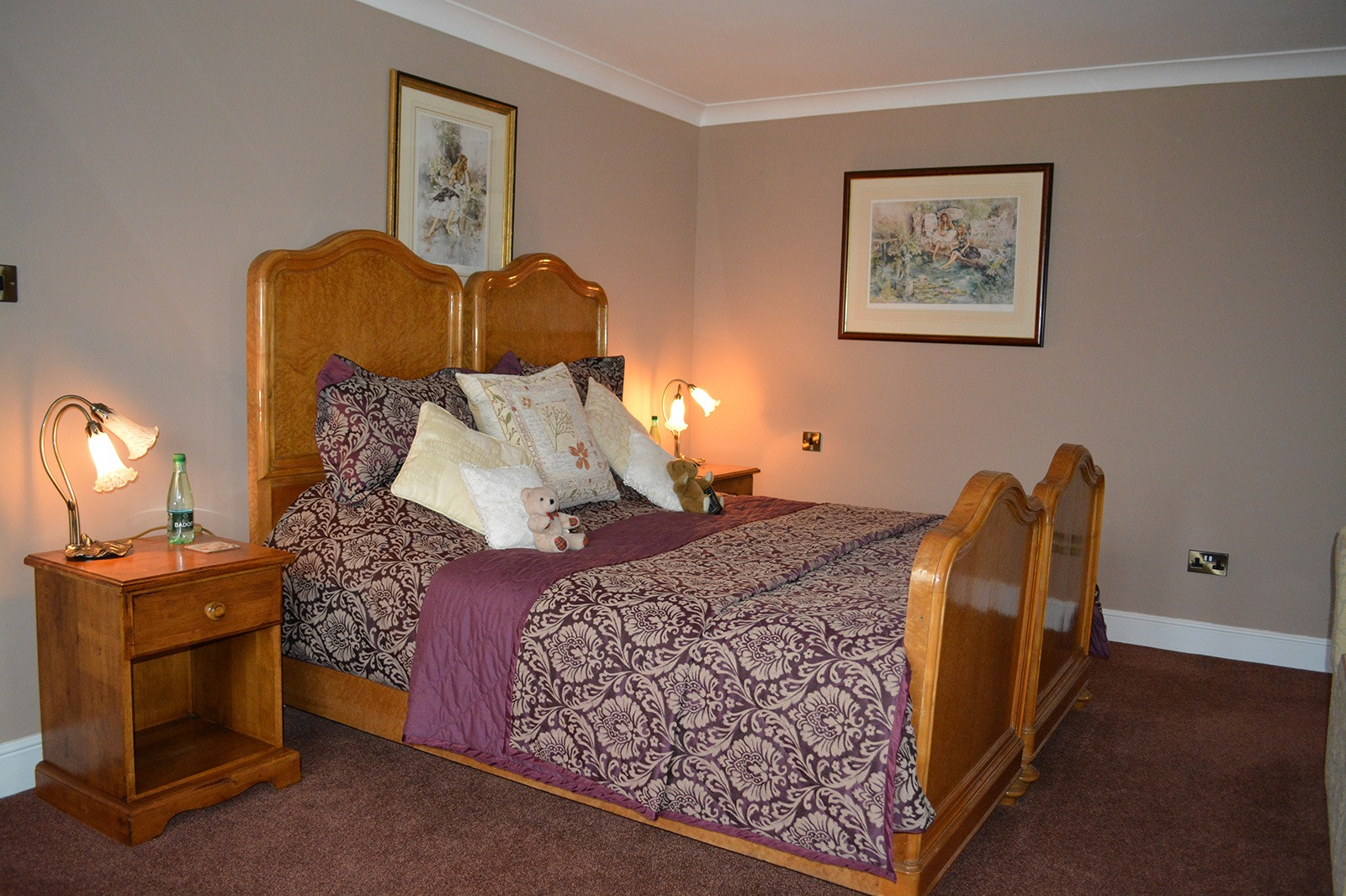 Osprey Room - Pheasants Roost Bed & Breakfast Rutland Water