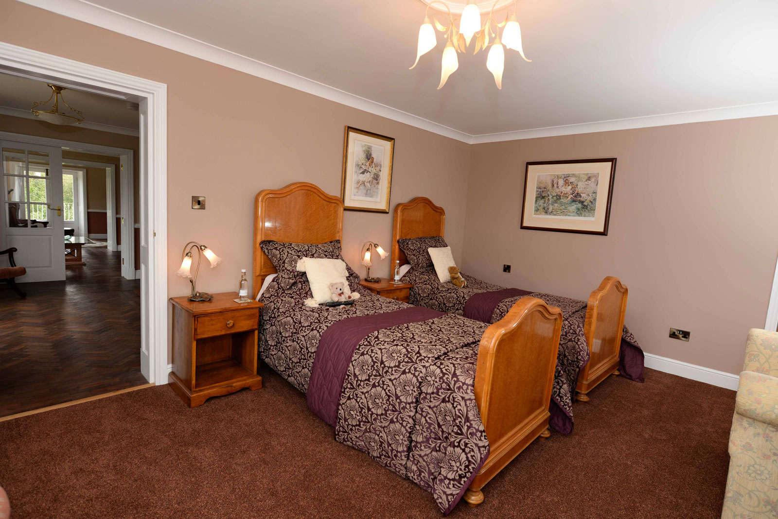Pheasants Roost Luxury Bed and Breakfast Luxury Osprey Room