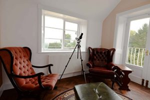 Pheasants Roost Luxury Bed and Breakfast Study