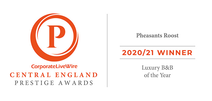 Pheasents Roost - Central England Prestige Awards 2020-2021